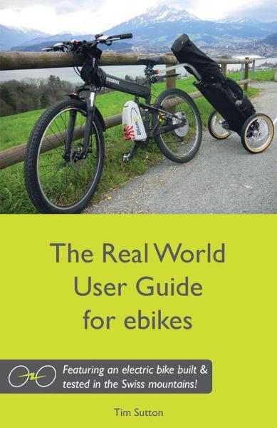 The Real World User Guide for ebikes