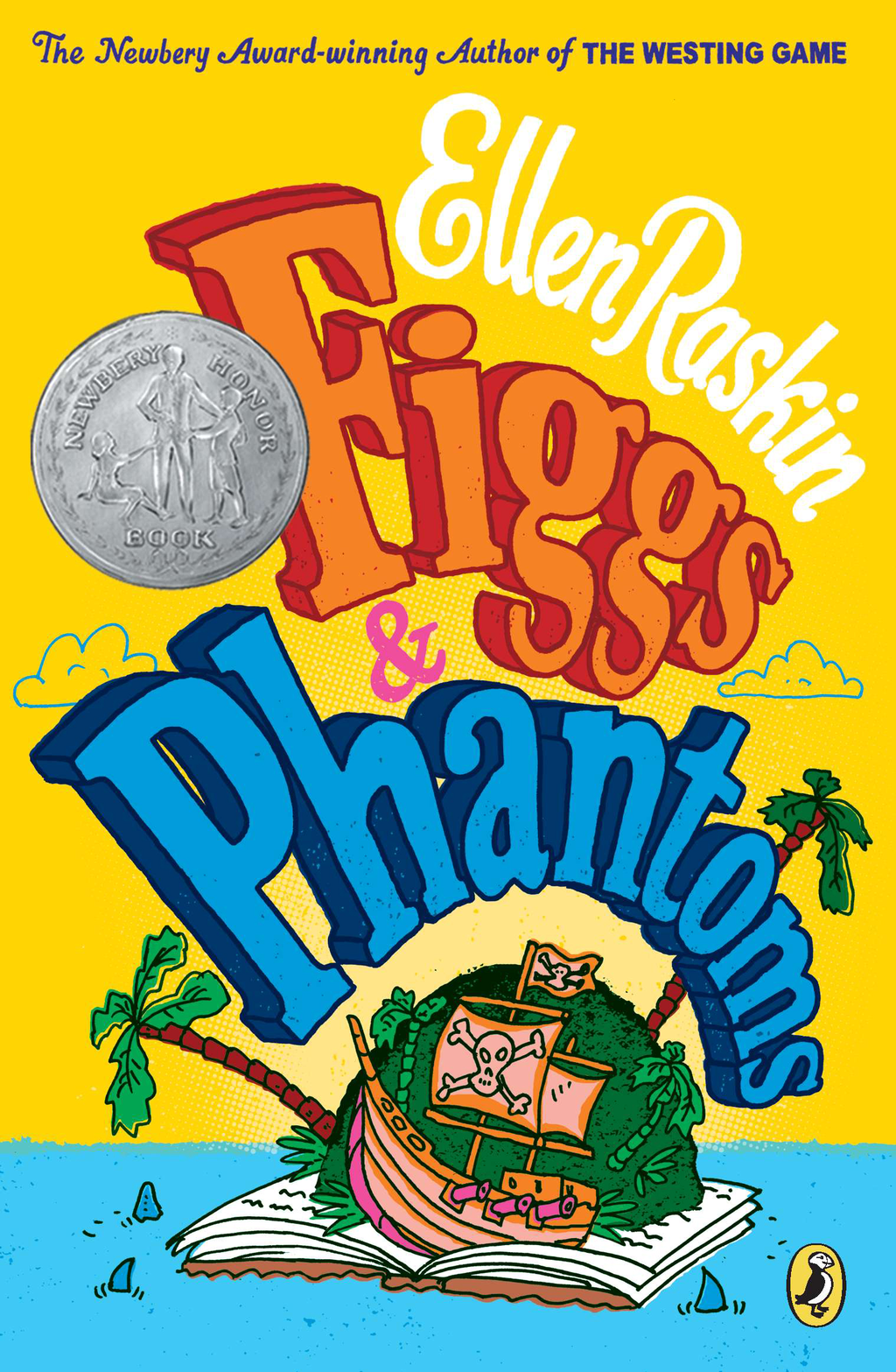 Figgs & Phantoms By: Ellen Raskin