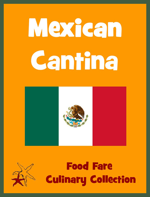 Mexican Cantina By: Food Fare,Shenanchie O'Toole