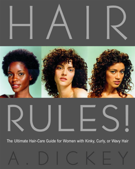 Hair Rules! By: Anthony Dickey