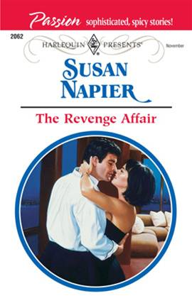 The Revenge Affair By: Susan Napier