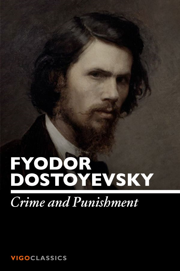Cover Image: Crime and Punishment