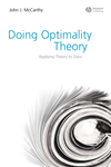 Doing Optimality Theory: