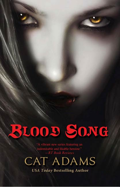 Blood Song By: Cat Adams