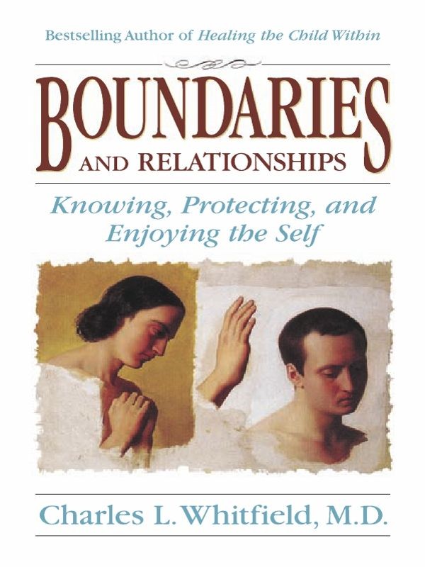 Boundaries and Relationships By: Charles Whitfield
