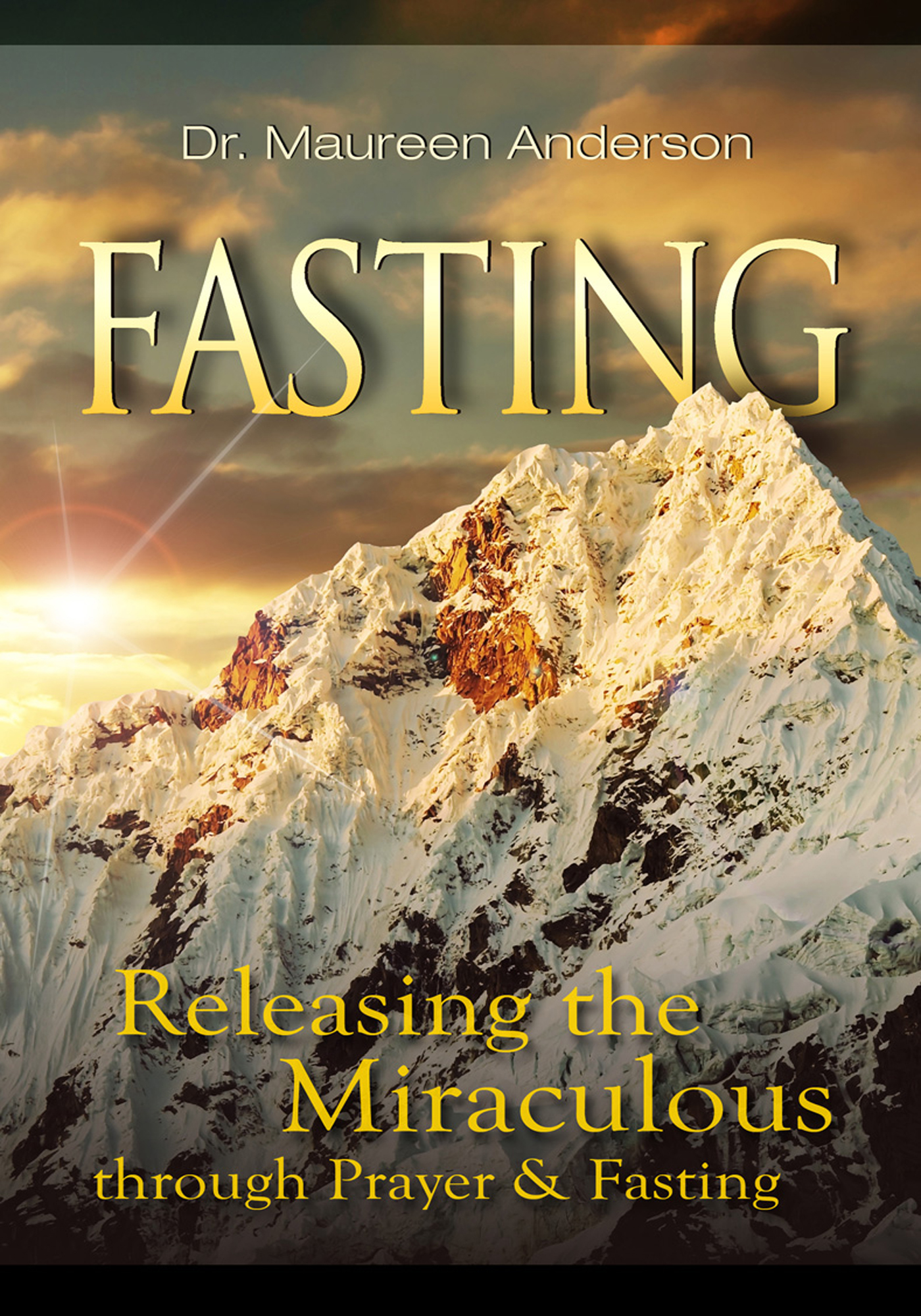 Fasting By: Anderson, Dr. Maureen