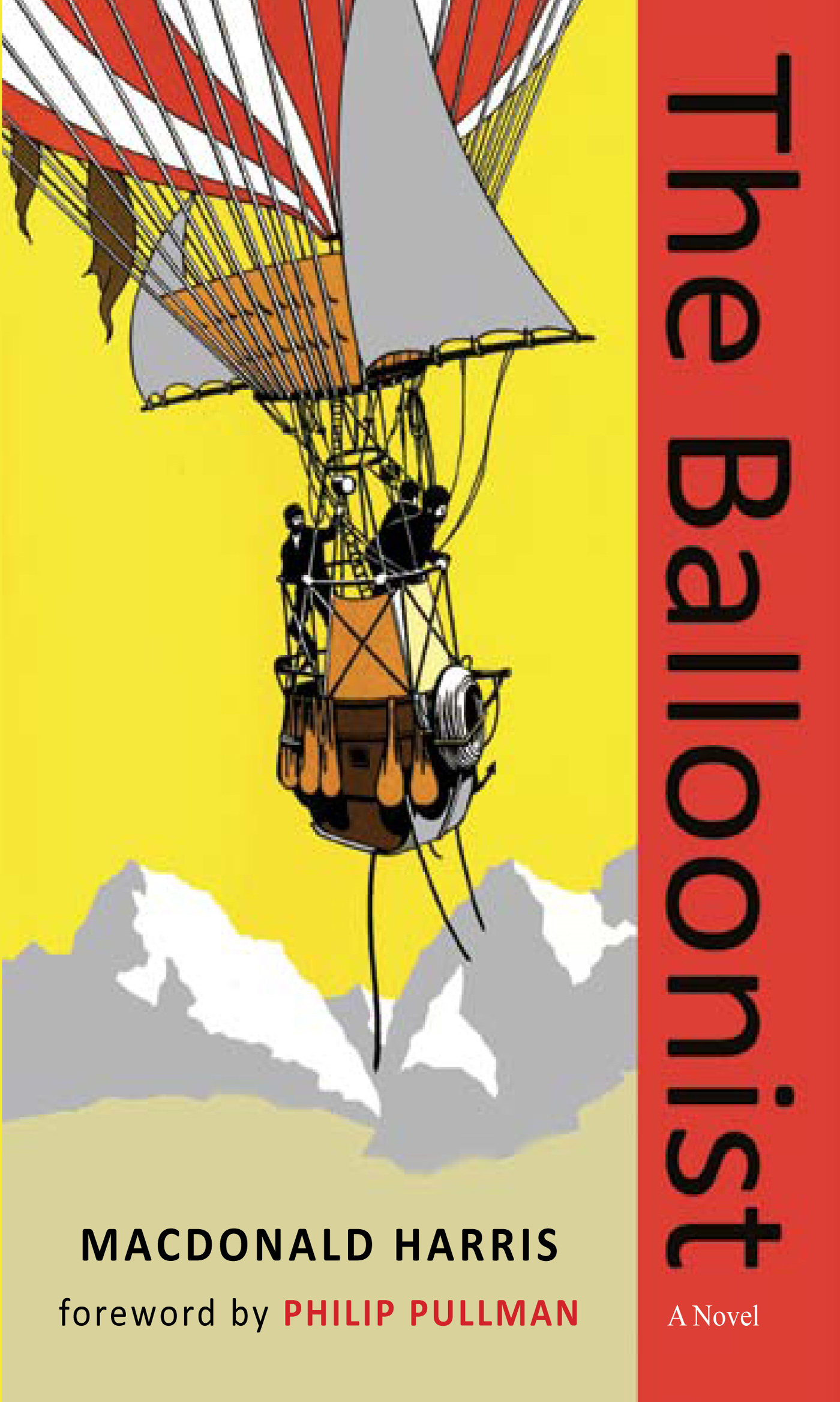 The Balloonist By: MacDonald Harris