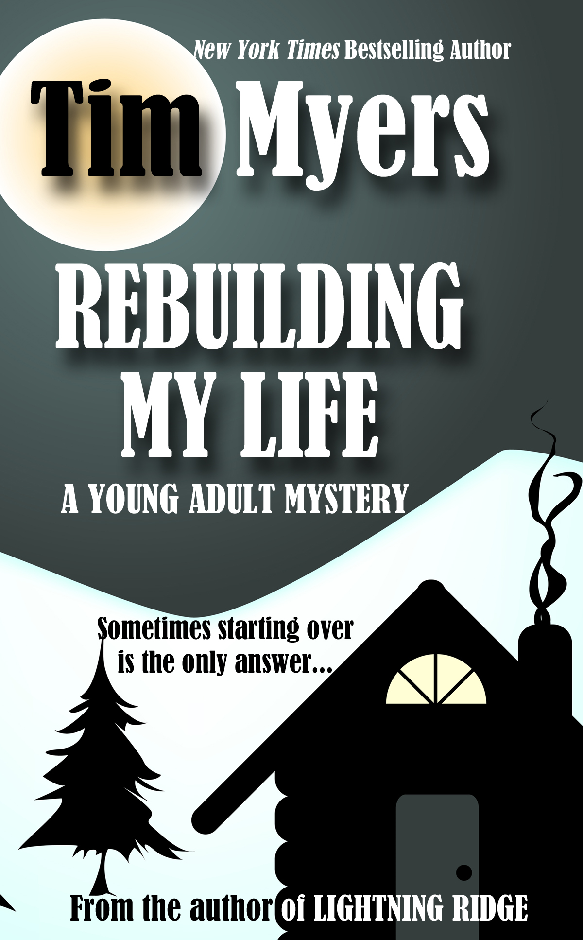 Rebuilding My Life By: Tim Myers
