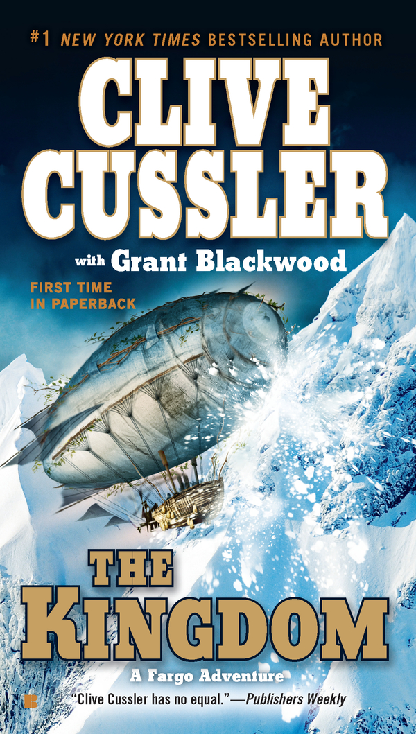 The Kingdom By: Clive Cussler,Grant Blackwood