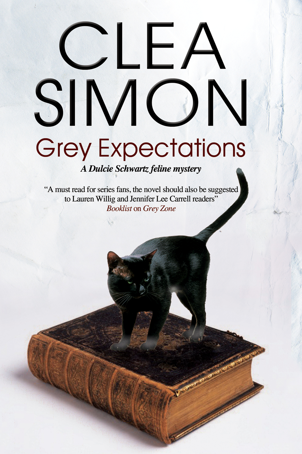 Grey Expectations By: Clea Simon