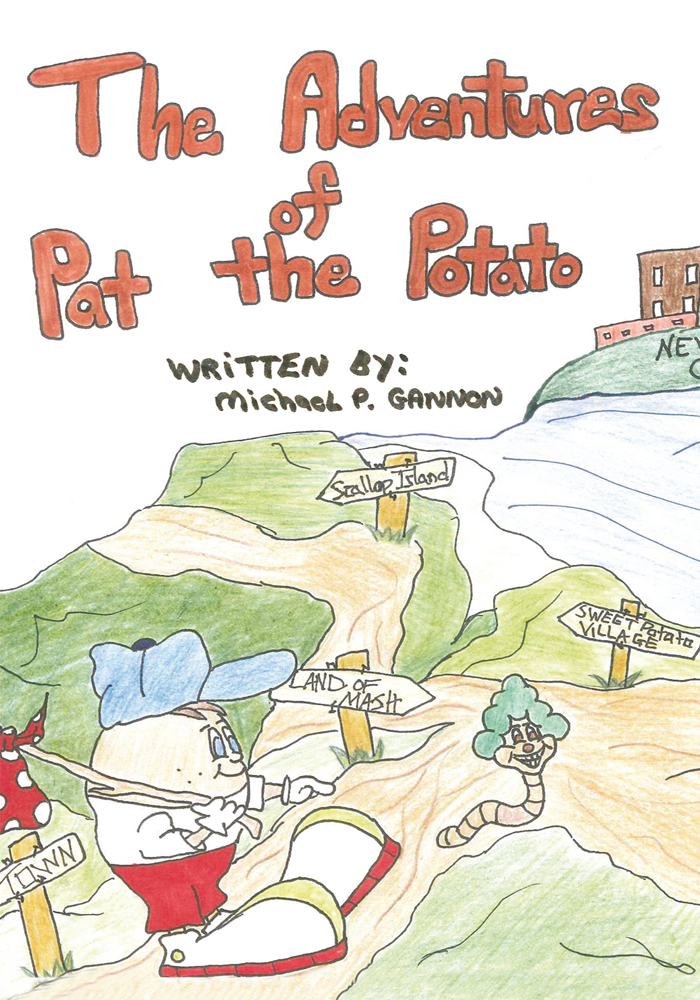 The Adventures of Pat the Potato