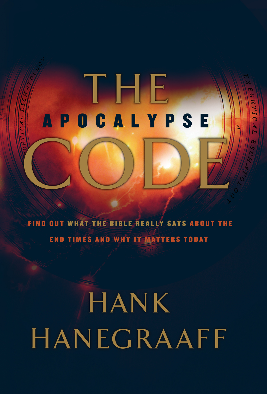 The Apocalypse Code By: Hank Hanegraaff