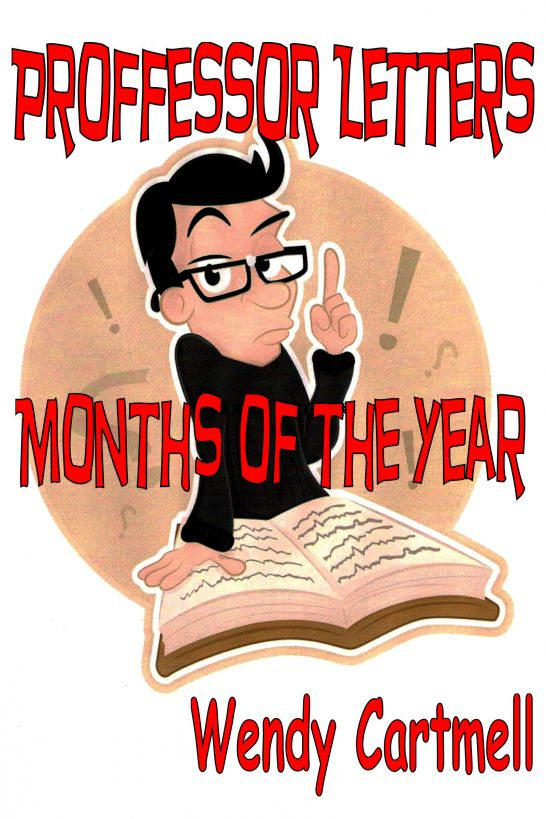 Professor Letters and the Months of the Year