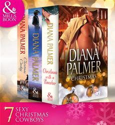 Diana Palmer Christmas Collection (Mills & Boon e-Book Collections)