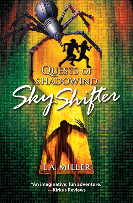Quests of Shadowind: Sky Shifter