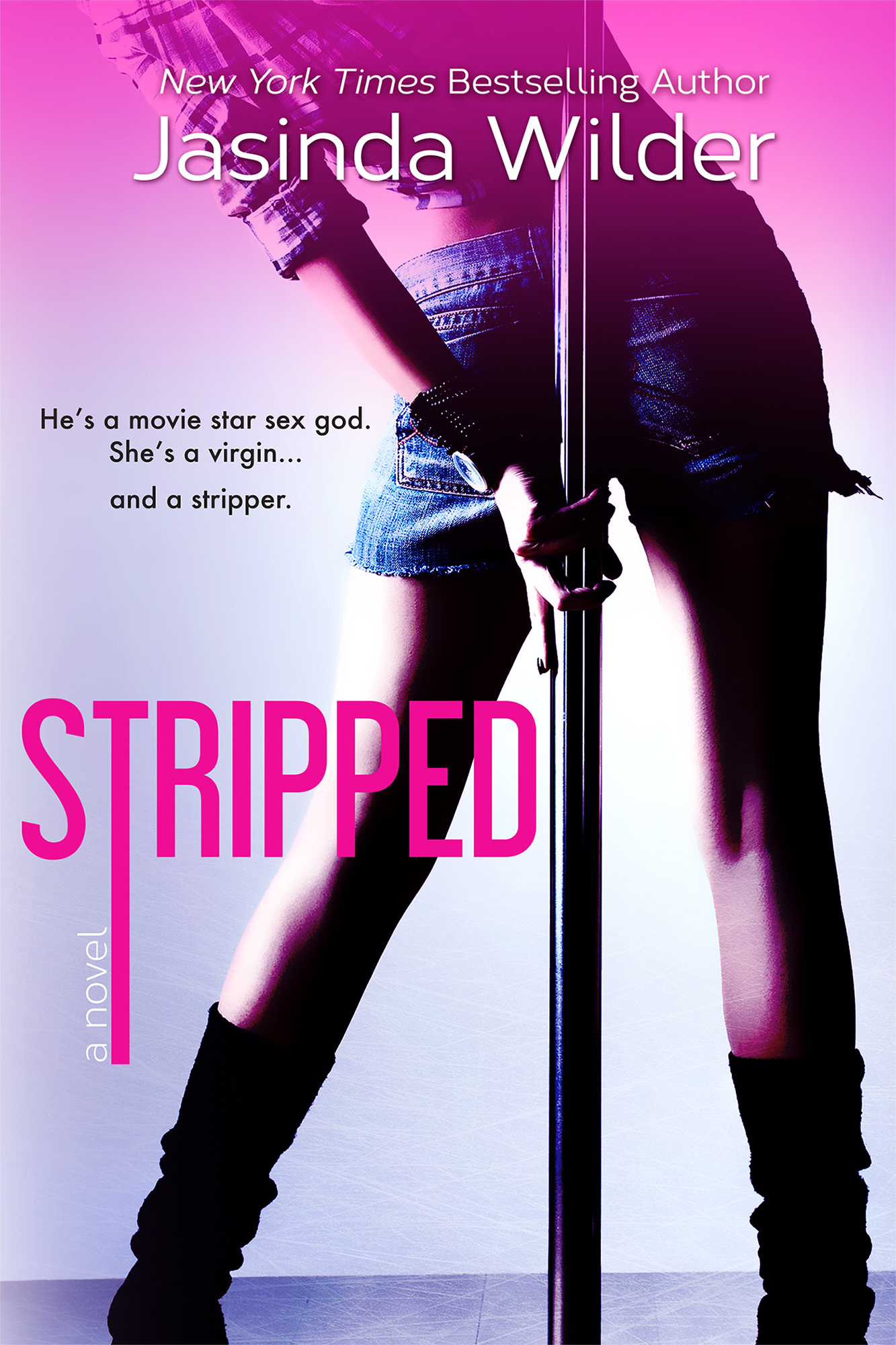 Stripped By: Jasinda Wilder