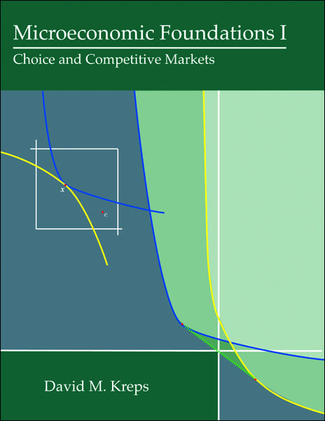 Microeconomic Foundations I Choice and Competitive Markets