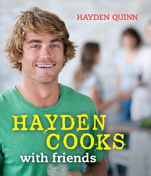Hayden Cooks With Friends