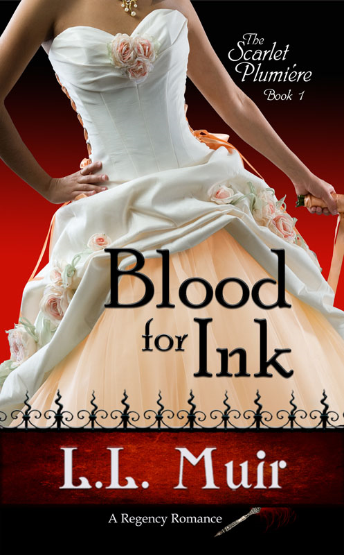 Blood for Ink (A Full-Length Regency Romance)