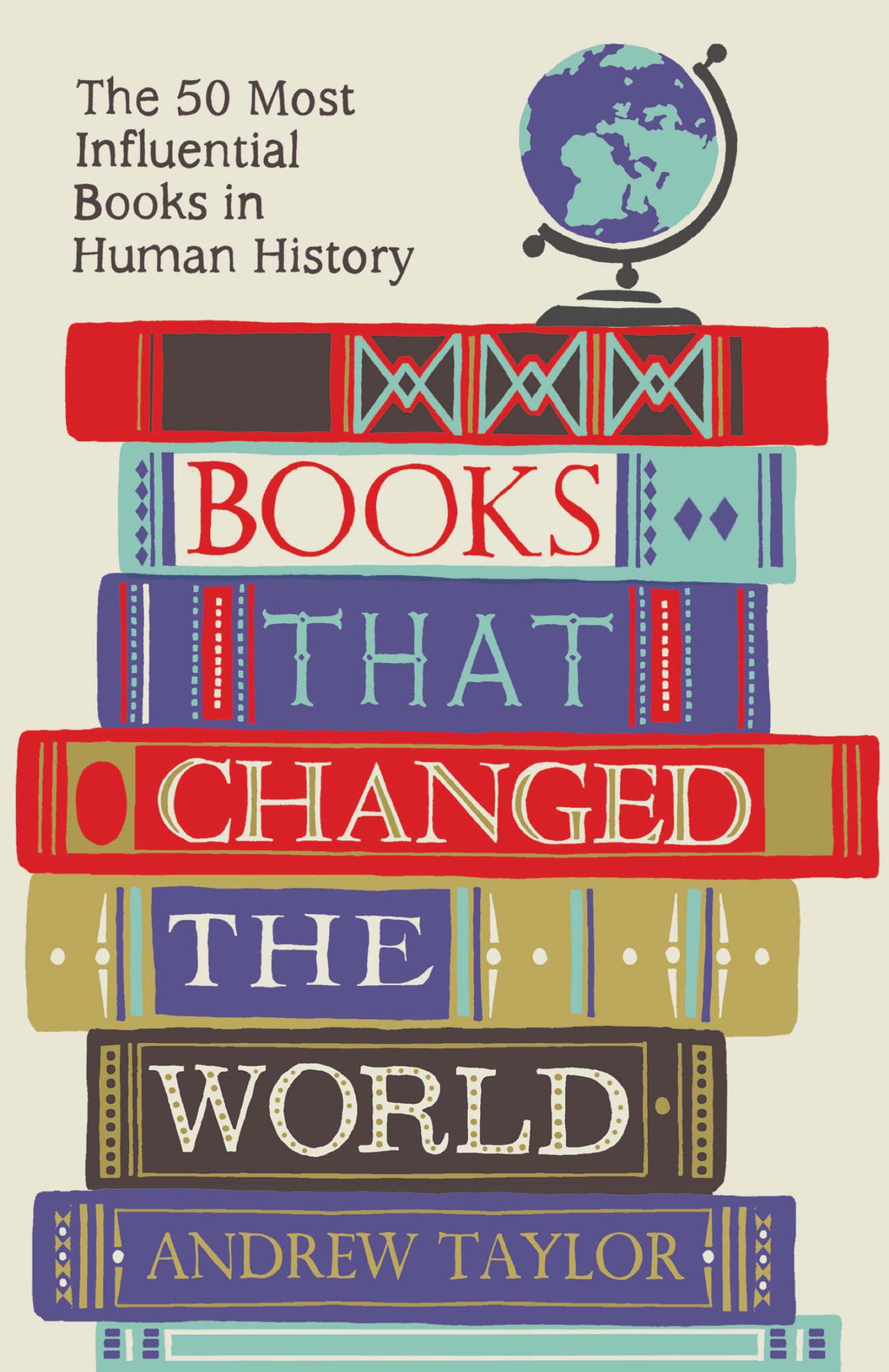 Books that Changed the World The 50 Most Influential Books in Human History