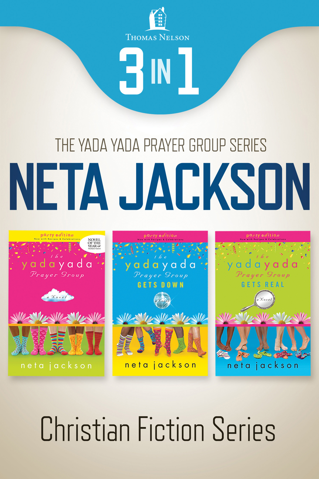 Yada Yada Prayer Group 3-in-1 Bundle