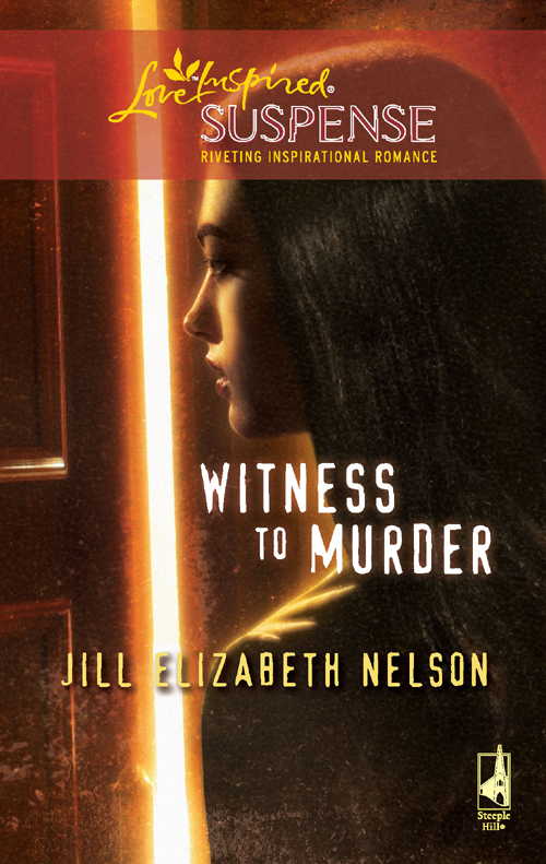 Witness to Murder (Mills & Boon Love Inspired Suspense)