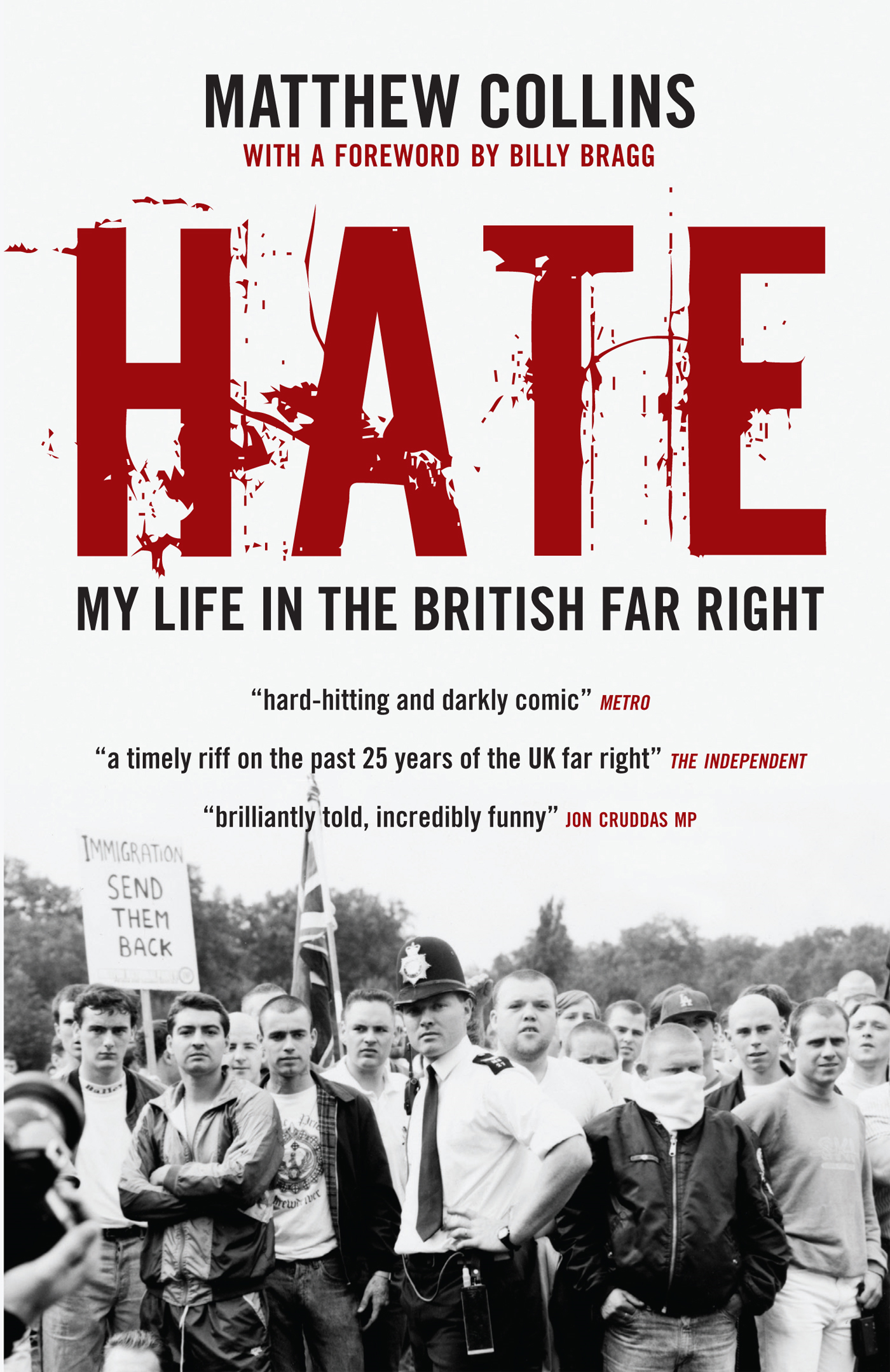 Hate By: Matthew Collins