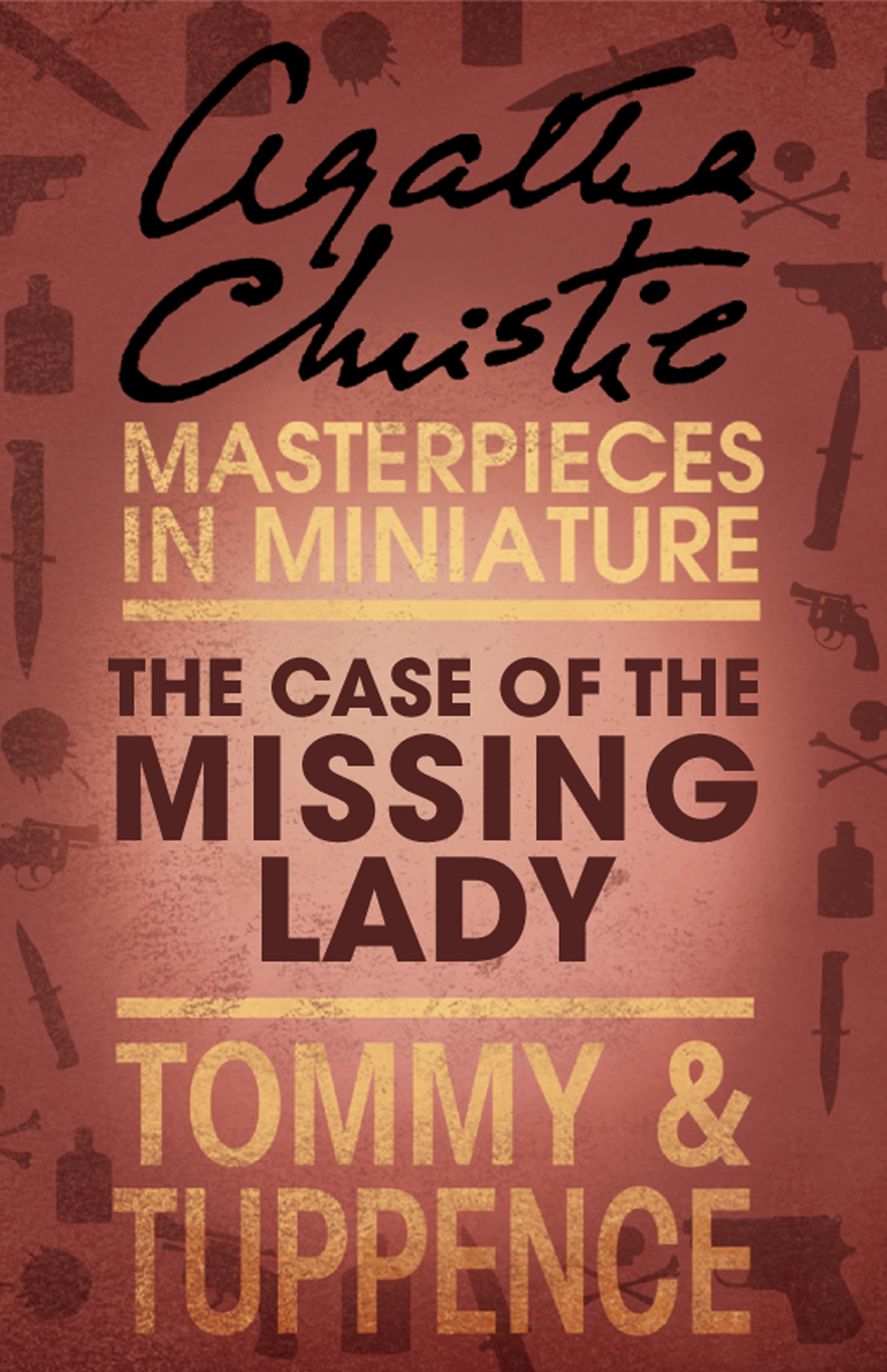 The Case of the Missing Lady: An Agatha Christie Short Story