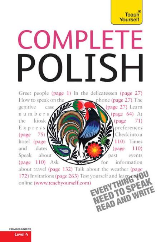Complete Polish (Learn Polish with Teach Yourself) EBook: New edition
