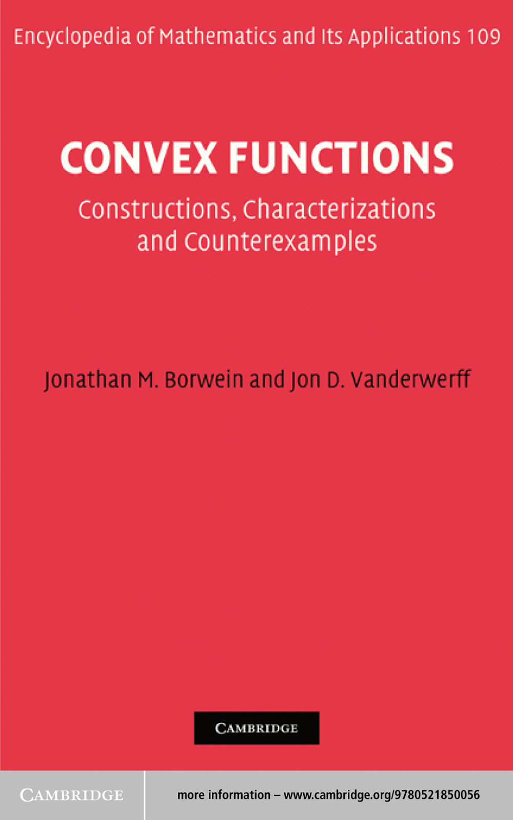 Convex Functions Constructions,  Characterizations and Counterexamples