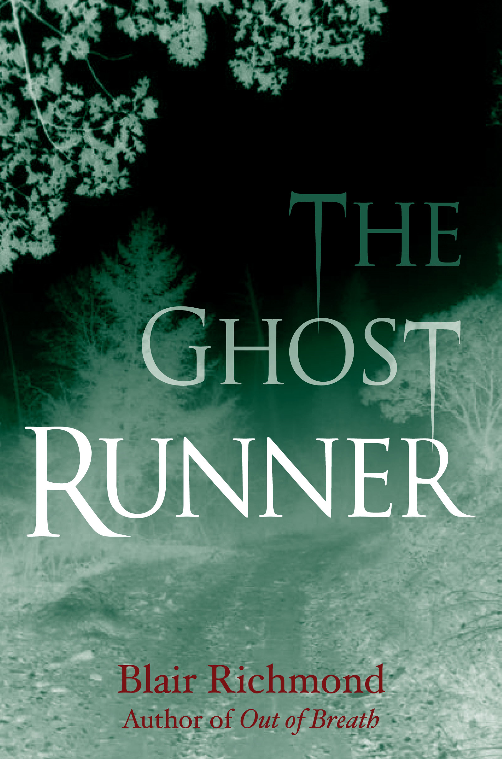 The Ghost Runner (The Lithia Trilogy, Book 2)