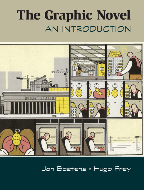 The Graphic Novel An Introduction