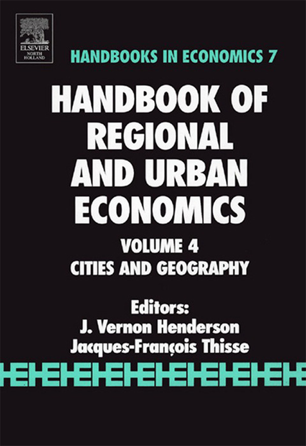 Handbook of Regional and Urban Economics Cities and Geography