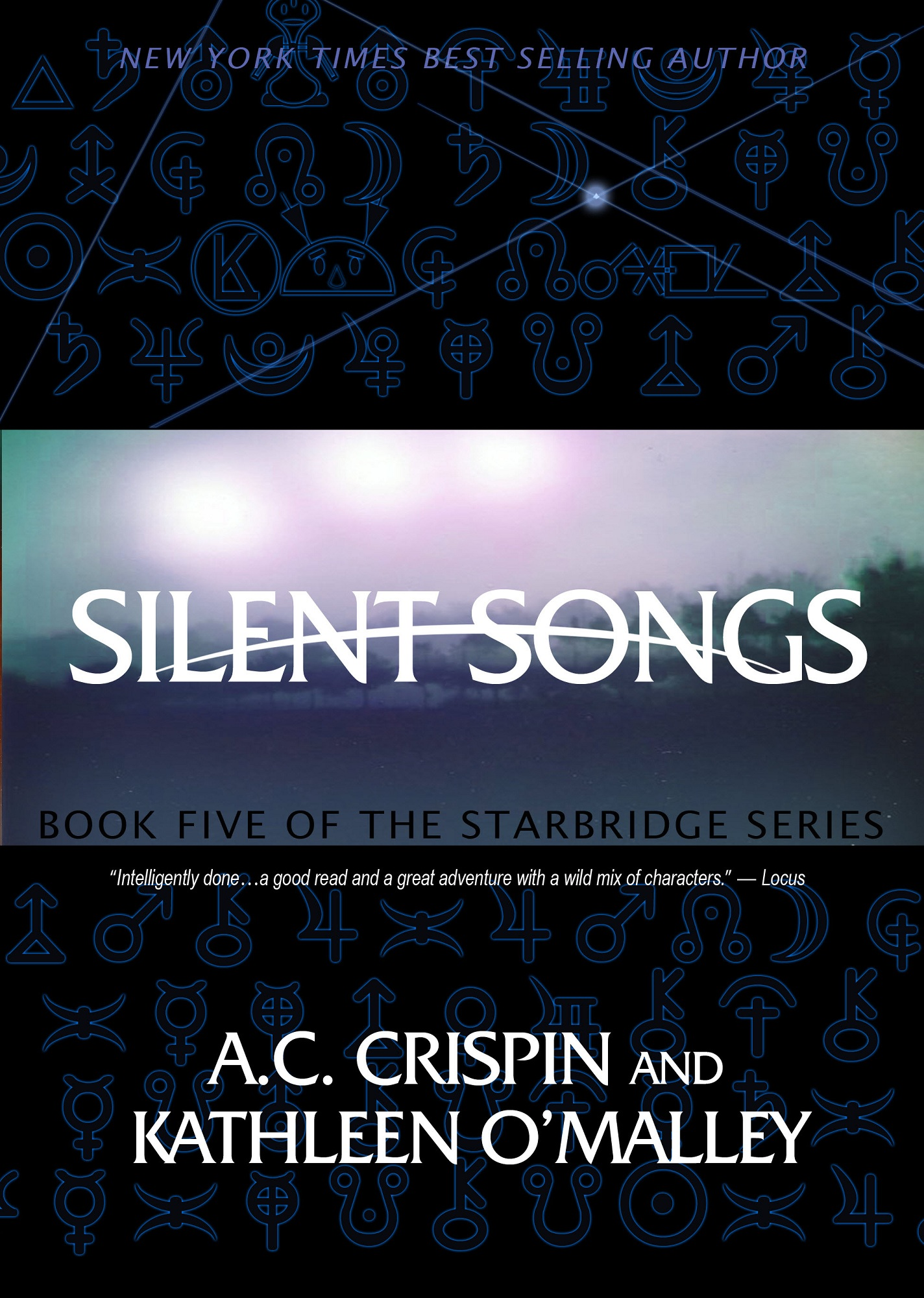 Silent Songs (StarBridge #5) By: A. C. Crispin