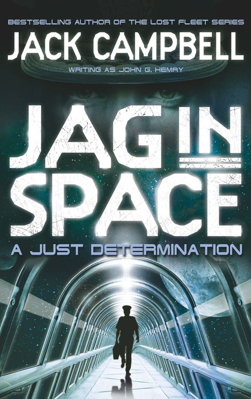 JAG in Space - A Just Determination