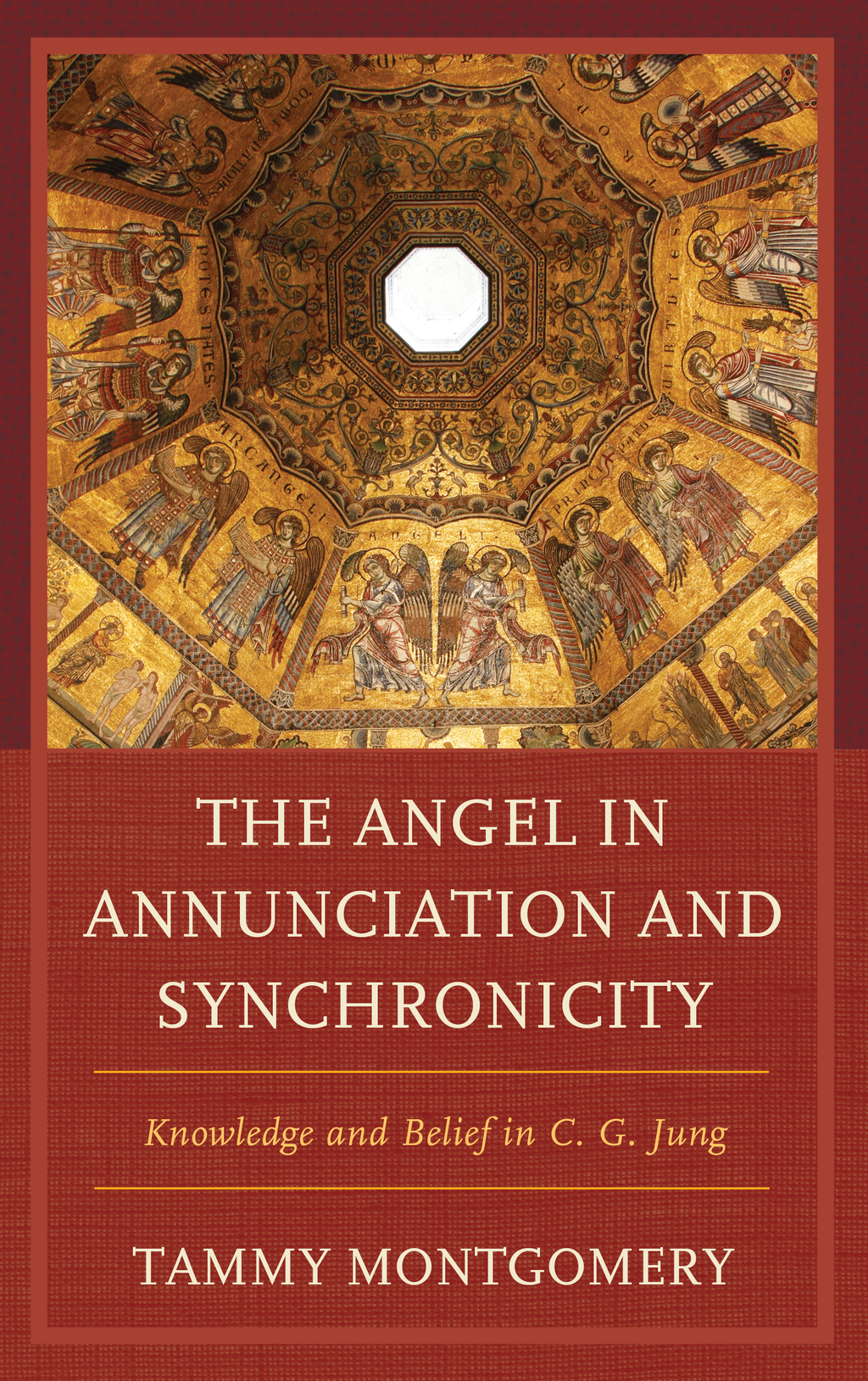 The Angel in Annunciation and Synchronicity