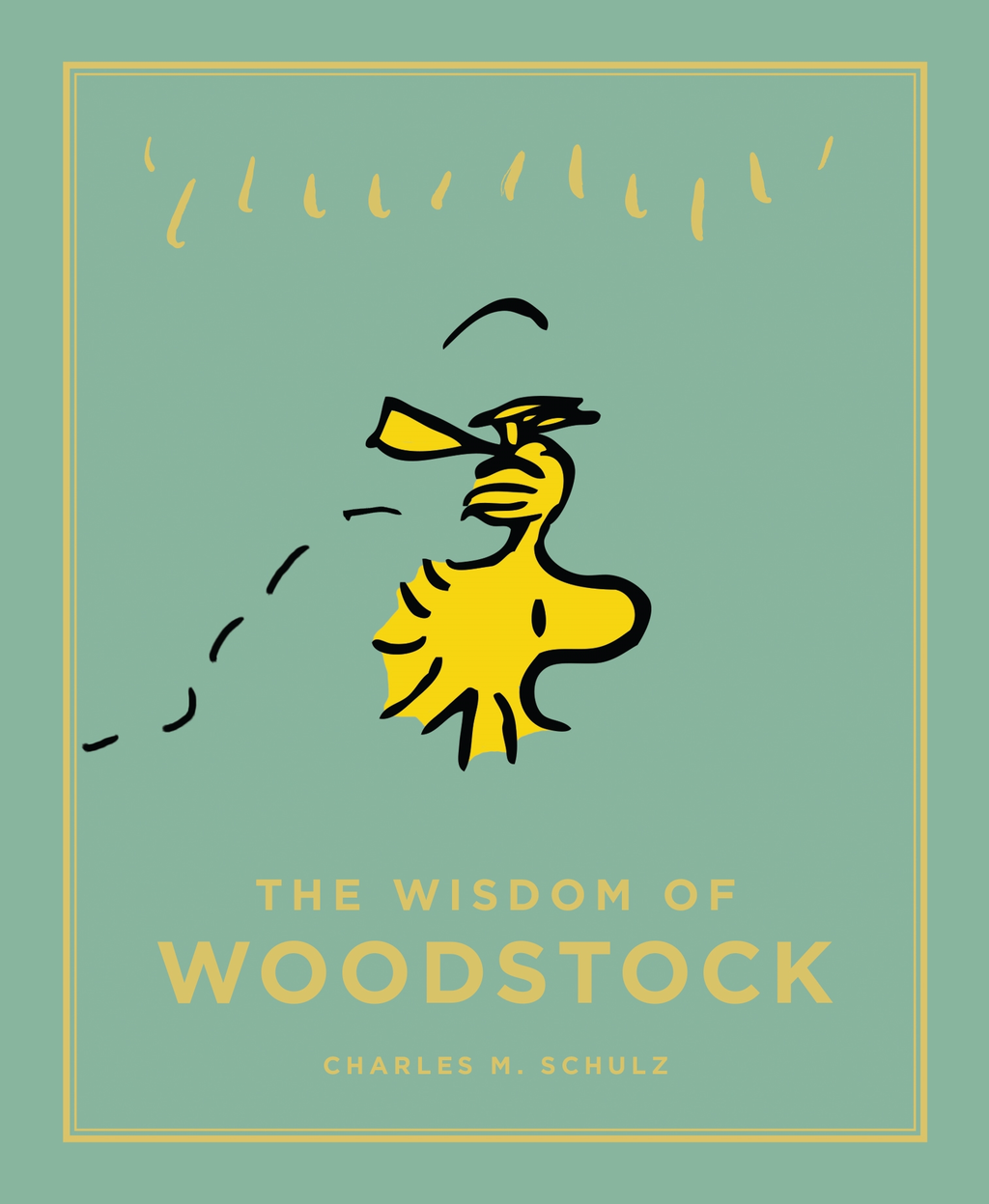 The Wisdom of Woodstock Peanuts Guide to Life