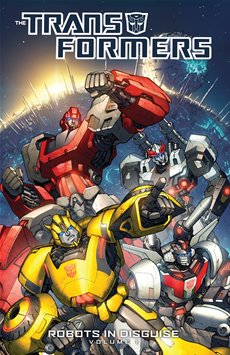 Transformers: Robots In Disguise Vol. 1