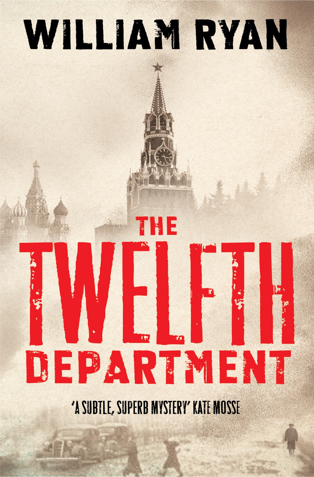 The Twelfth Department Korolev Mysteries Book 3