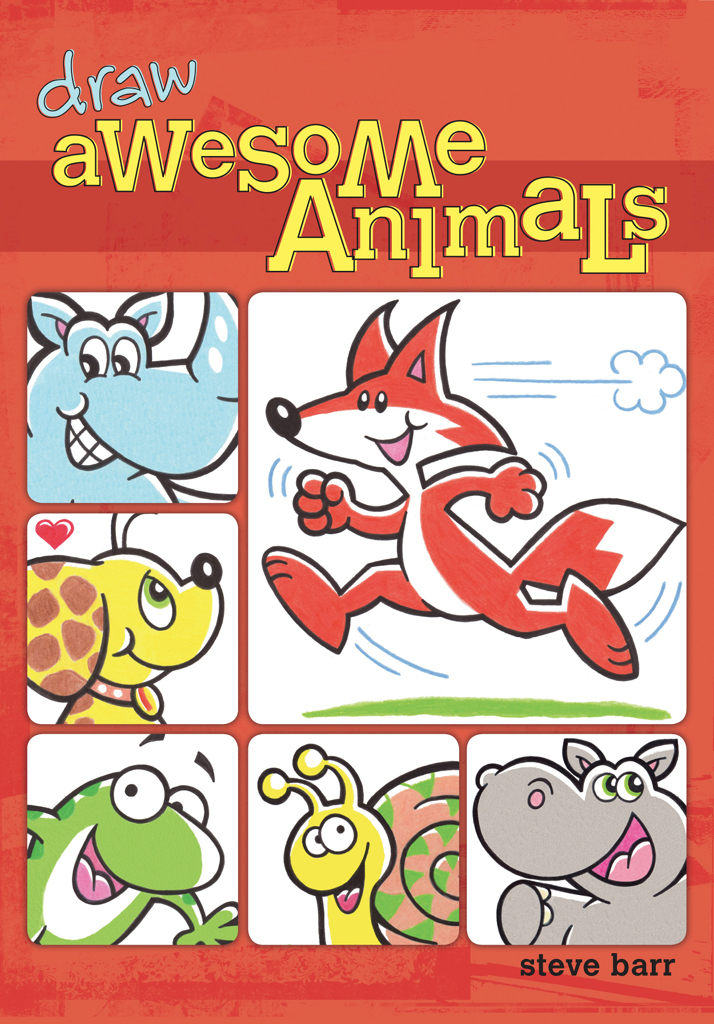 Draw Awesome Animals