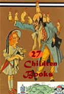 27 Children Books-Adventures Of Huckleberry Finn Tom Sawyer Little Women Men
