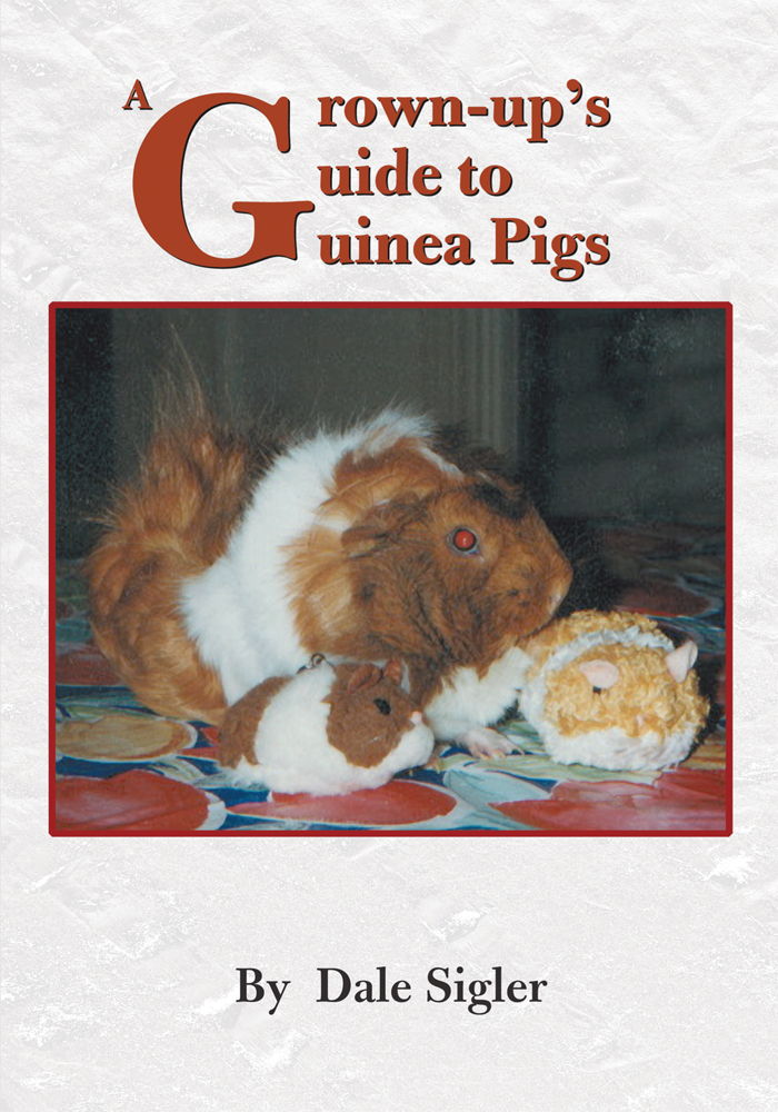 A Grown-up's Guide to Guinea Pigs By: Dale Sigler