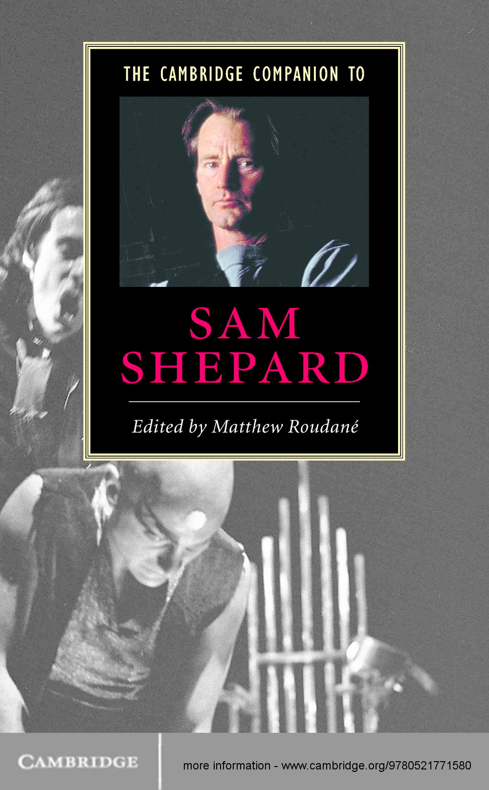 The Cambridge Companion to Sam Shepard