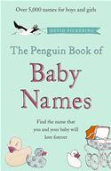 Picture of - The Penguin Book of Baby Names