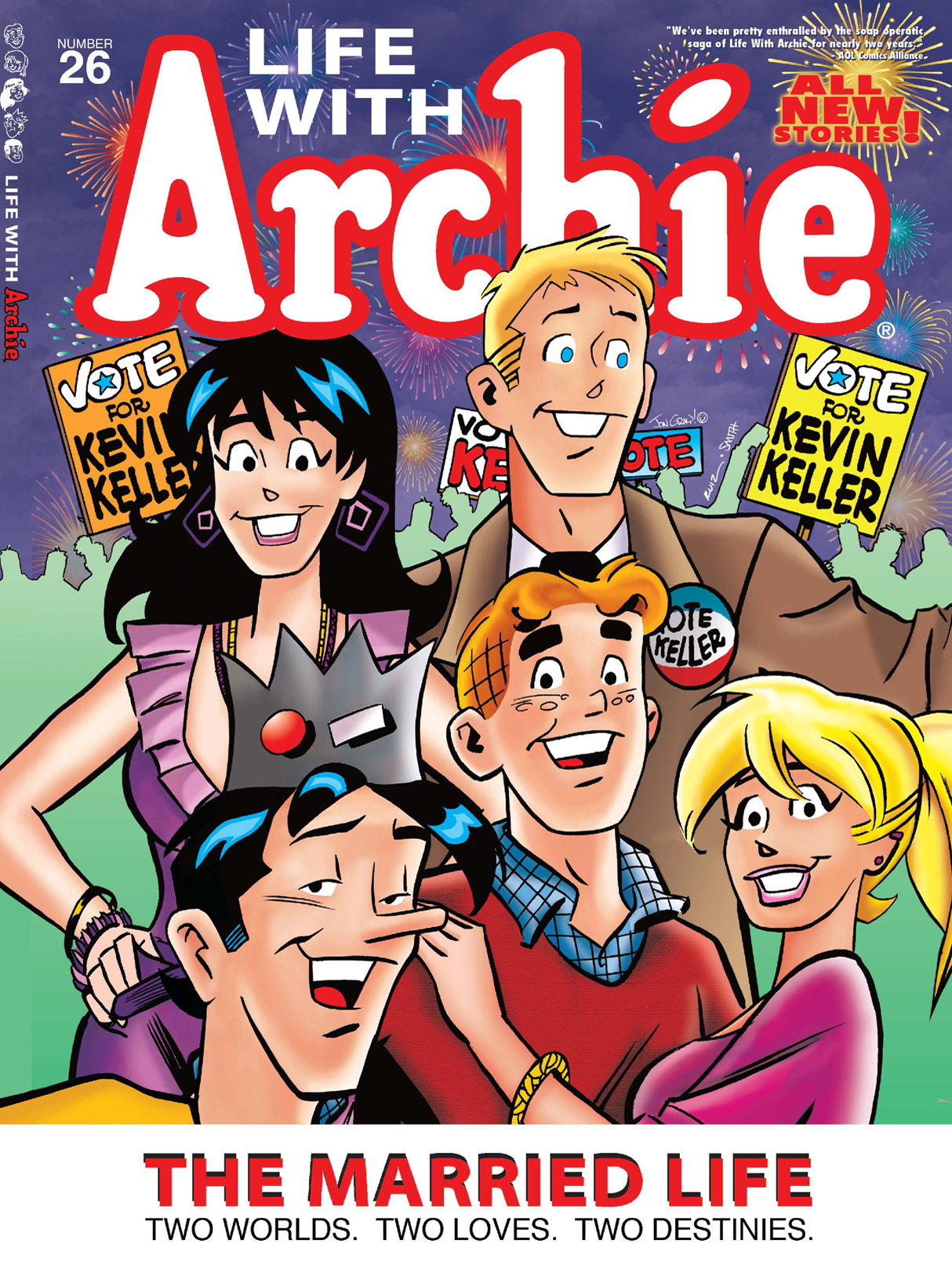 Life With Archie Magazine #26