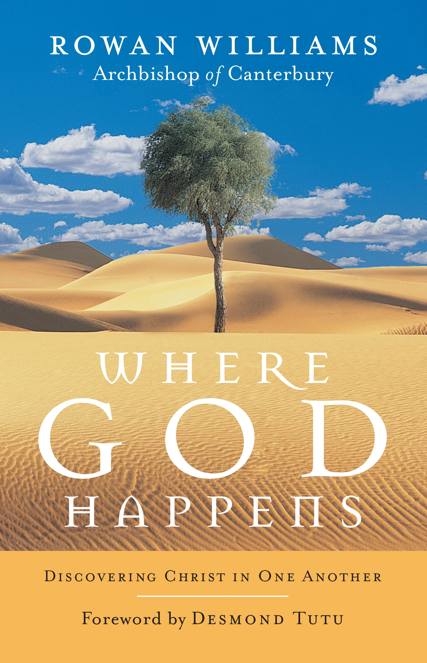 Where God Happens