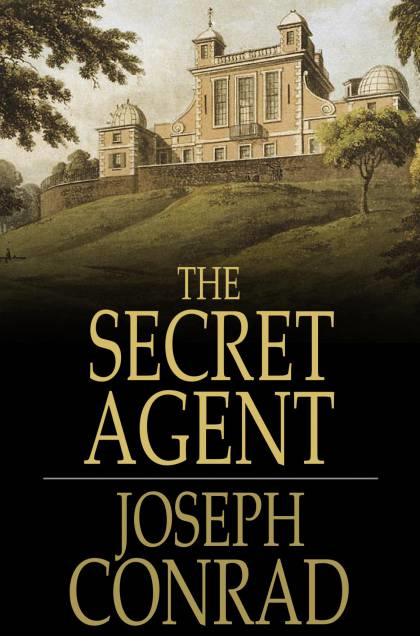 Cover Image: The Secret Agent: A Simple Tale