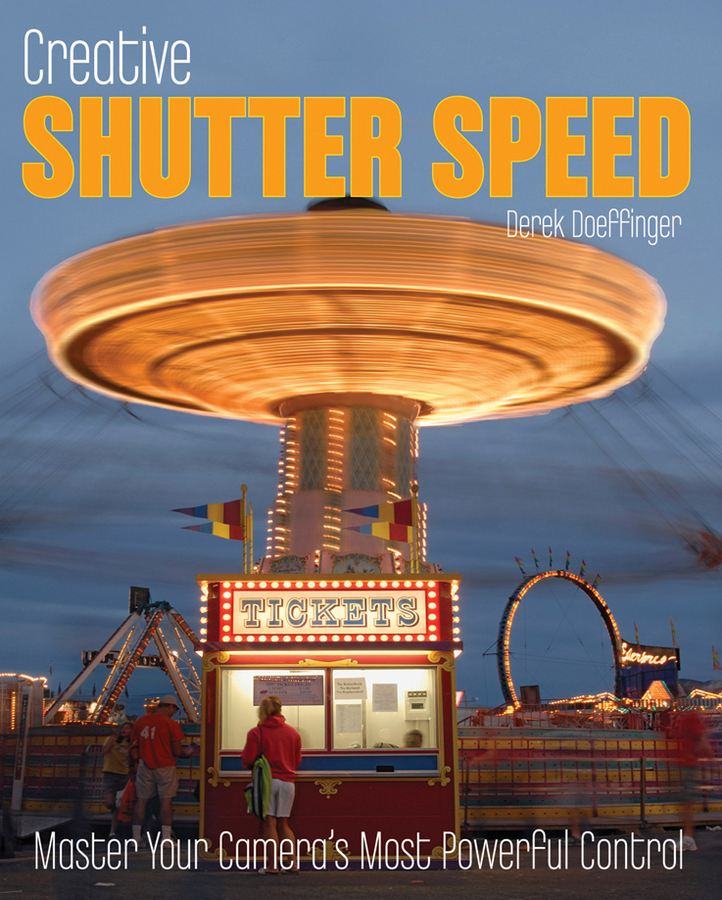 Creative Shutter Speed By: Derek Doeffinger