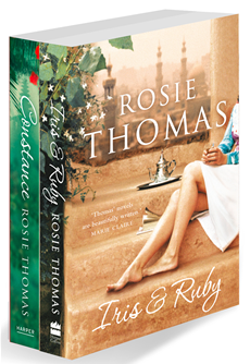 Rosie Thomas 2-Book Collection 1: Iris and Ruby, Constance