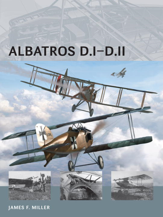 Albatros D.I-D.II By: James Miller